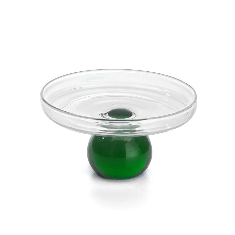 """Подставка для десерта """"Bilia"""", зеленый"""
