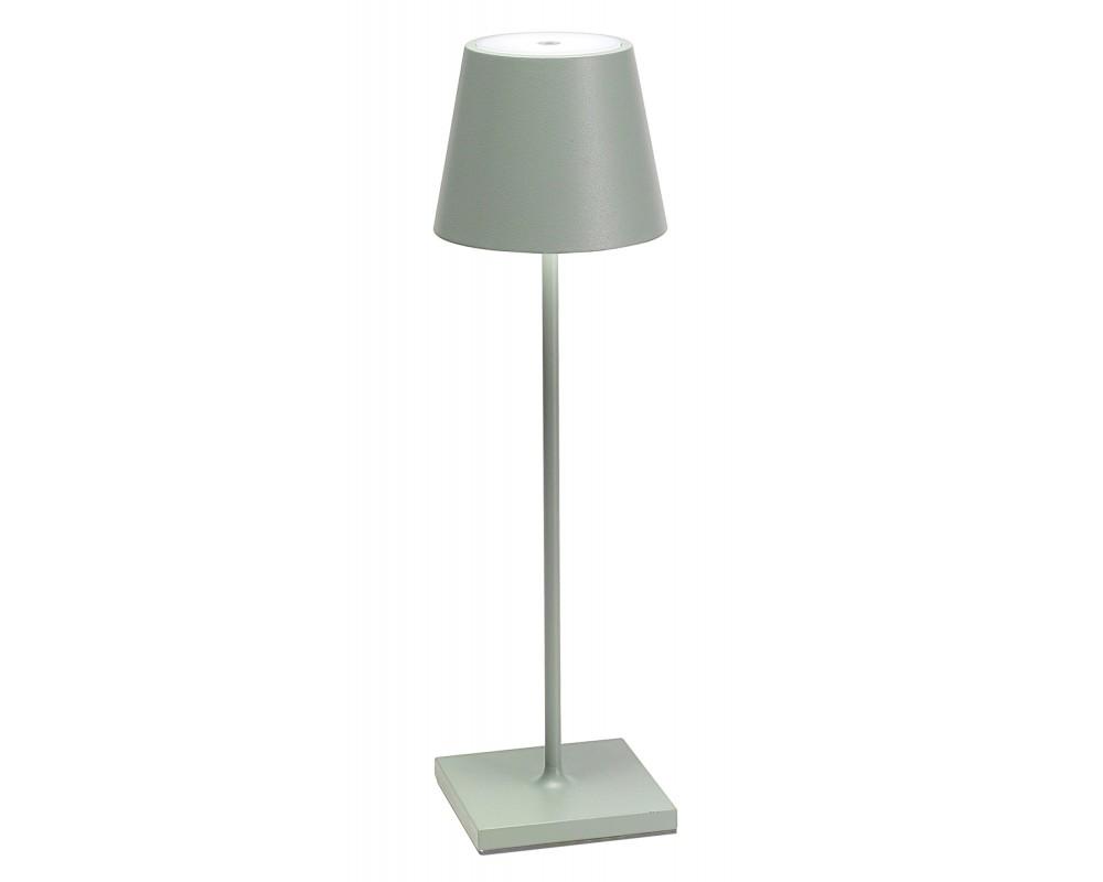 "Настольная лампа ""POLDINA PRO"", sage green"