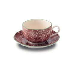 "Чайная пара ""Tue-Antique rose"""