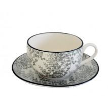 """Чайная пара """"Tue_Grey"""", 270мл."""