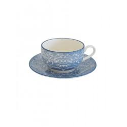 "Чайная пара ""Tue_Turquoise"""