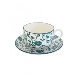 """Чайная пара """"Tue cups_Ocean"""""""
