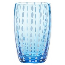 "Бокал для воды/сока ""Perle"", aquamarine"