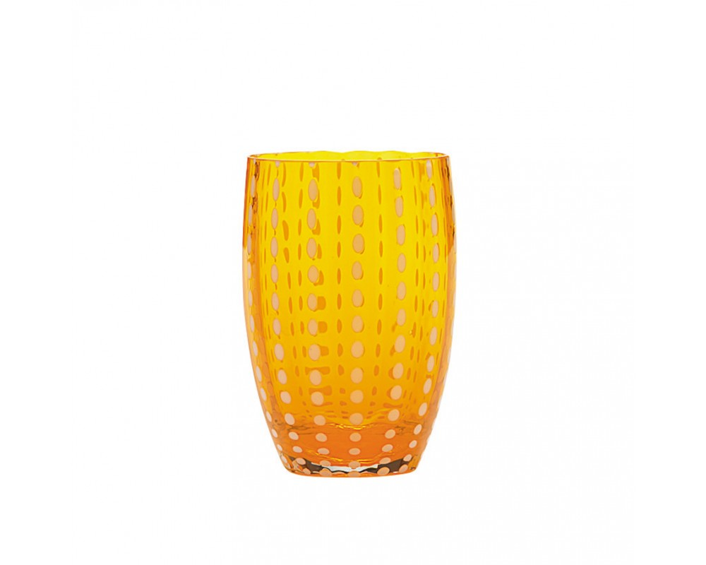 "Бокал для сока/воды ""Perle"", orange"