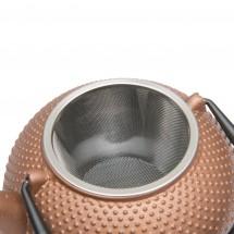 Чайник заварочный чугунный (золотой) 0,75л Studio