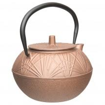 Чайник заварочный чугунный (золотой) 1,0л Studio