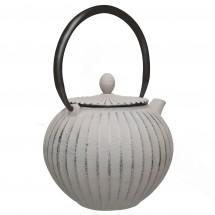 Чайник заварочный чугунный (серый) 1,0л Studio