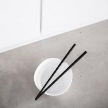 Набор 2шт мисочек для риса с палочками 11см 0,3л Eclipse