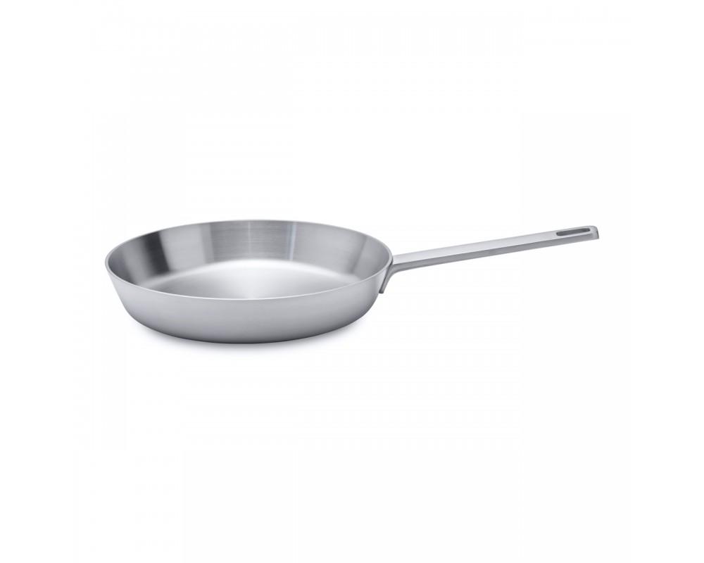 Сковорода из нержавеющей стали 26см 2,1л Ron